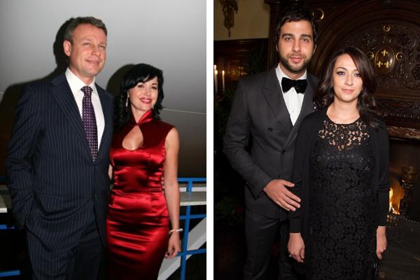 Звездные мужчины, которые увели женщину из семьи