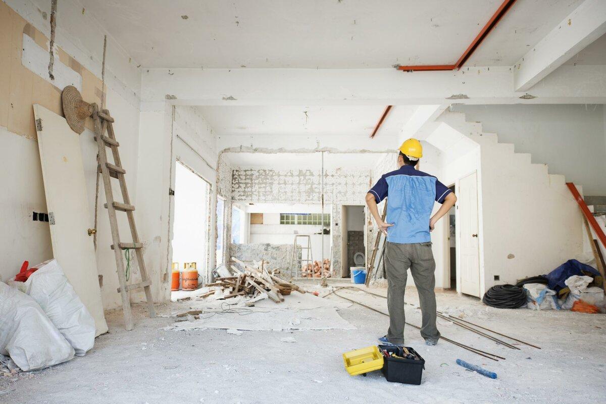Капитальный ремонт квартиры: что это и когда нужен?